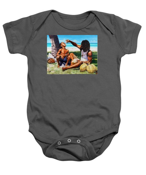 Generations Caring Sharing Baby Onesie