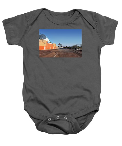Goals In Perspectives Baby Onesie