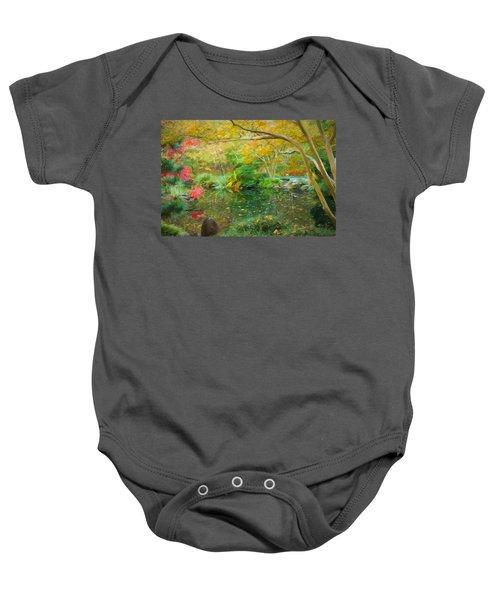 God Is A Designer Baby Onesie