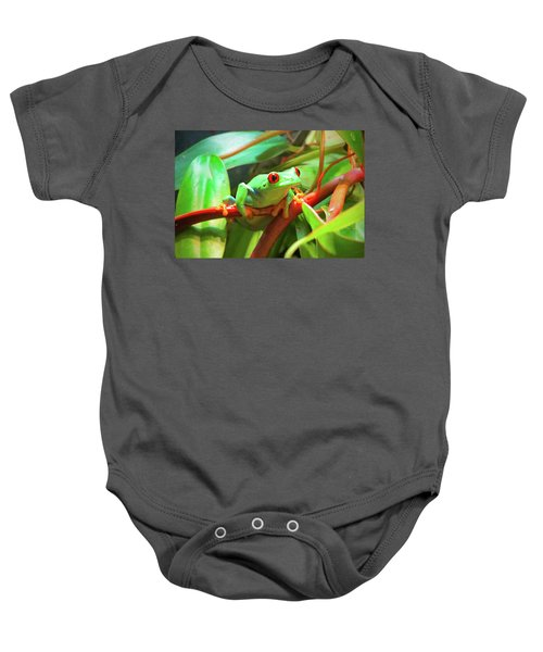 Hangin' In There Baby Onesie