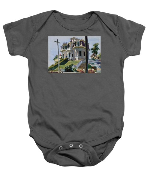Haskell's House Baby Onesie