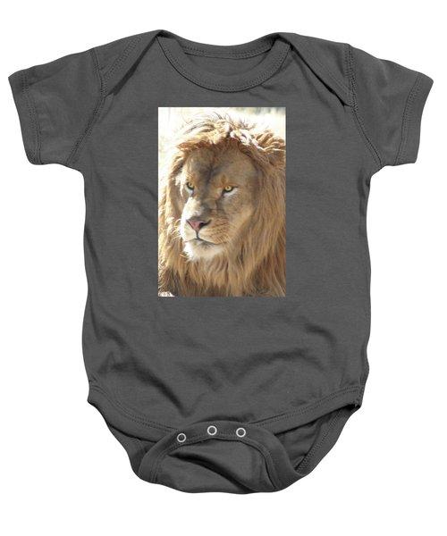 I Am .. The Lion Baby Onesie