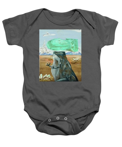 Incubator Of Anxiety Baby Onesie