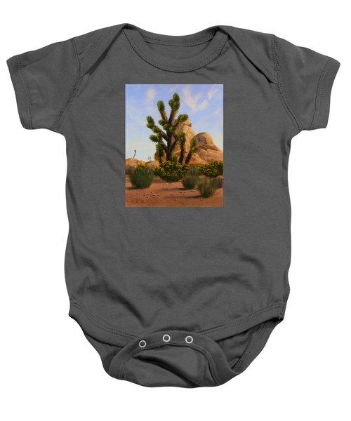 Joshua Tree Baby Onesie