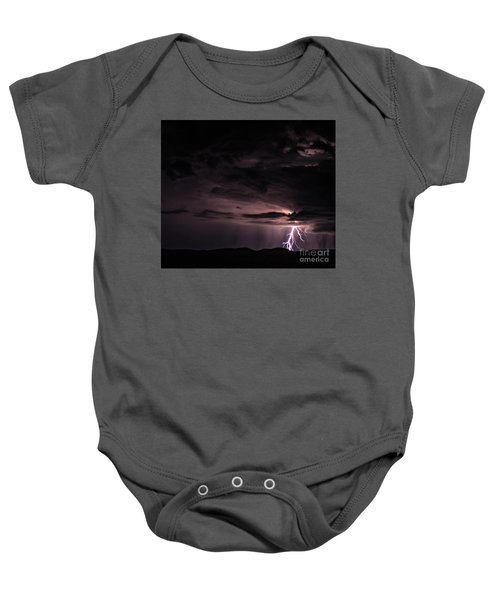 Lightning Baby Onesie