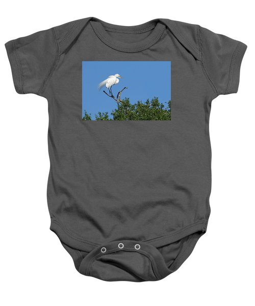 Looking For Love Baby Onesie