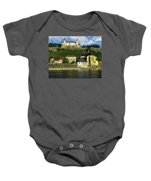 Marienberg Fortress Baby Onesie