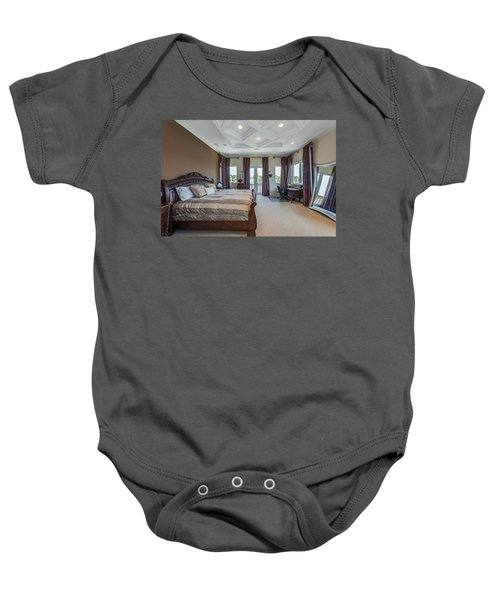 Master Bedroom Baby Onesie