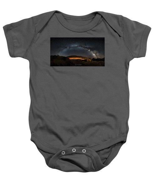 Mesa Arch Baby Onesie