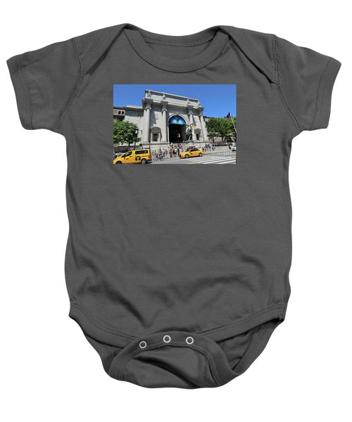 Museum Of Natural History Baby Onesie