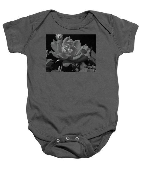 Rosey Bloom Baby Onesie