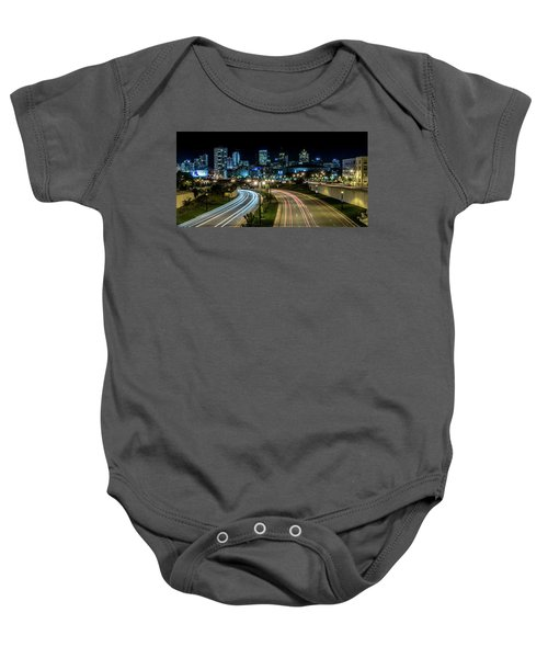 Round The Bend Baby Onesie