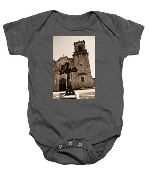 San Antonio Baby Onesie