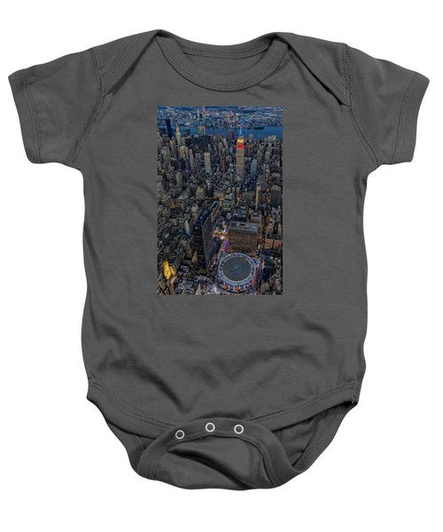 September 11 Nyc Tribute Baby Onesie