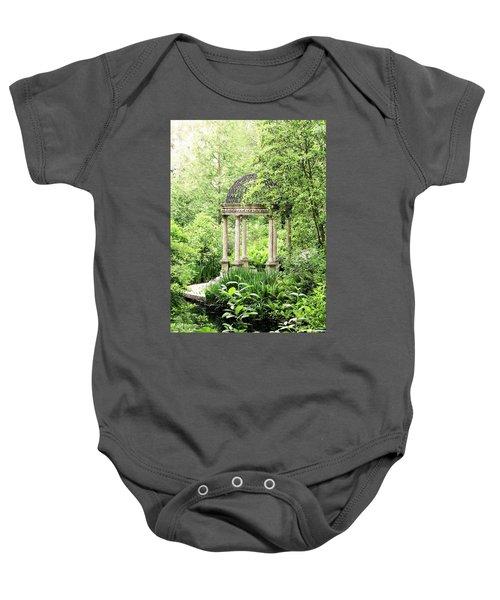 Serenity Garden Baby Onesie