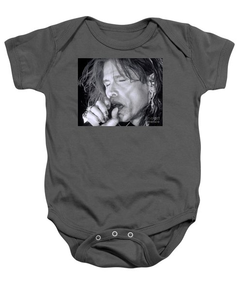 Steven Baby Onesie by Traci Cottingham