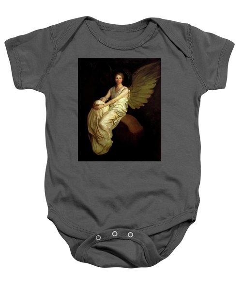 Stevenson Memorial Baby Onesie