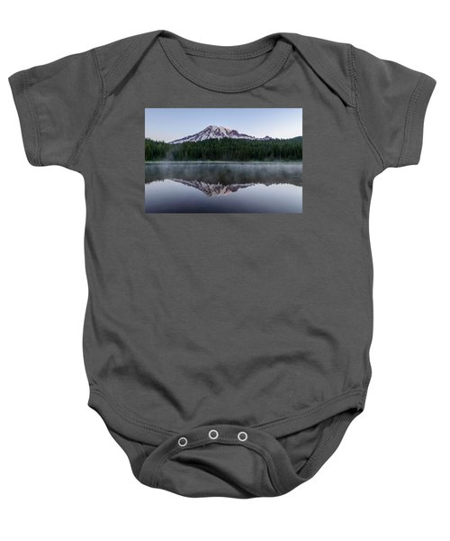 The Reflection Lake Baby Onesie