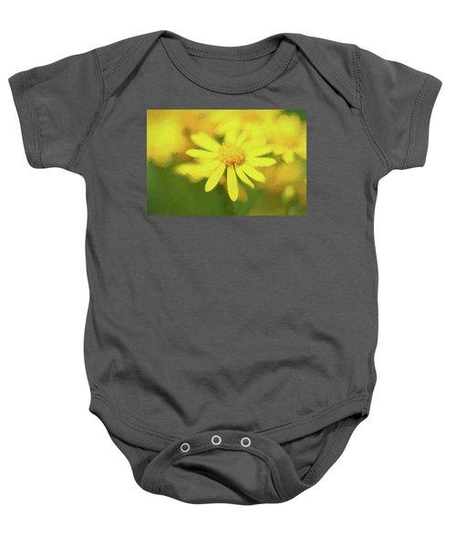 Texas Wildflower 2 Baby Onesie