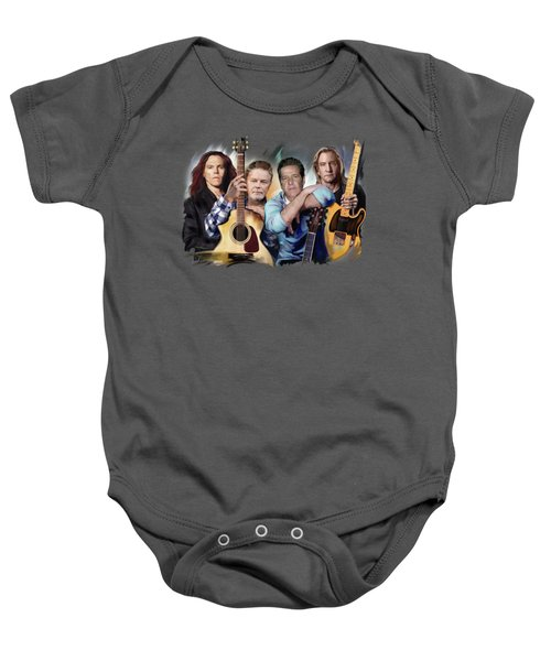 The Eagles Baby Onesie