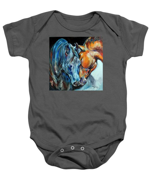 The Meeting  Baby Onesie