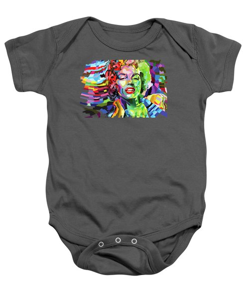 The Timeless Norma Jean Baby Onesie