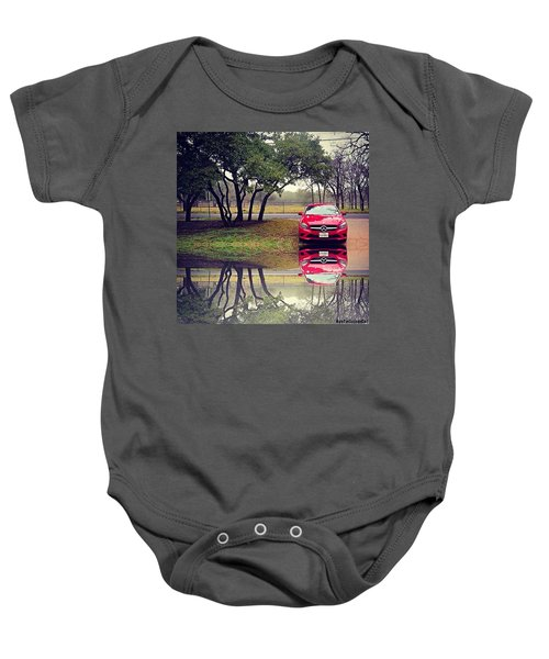 Time For #reflection. #mbfanphoto Baby Onesie