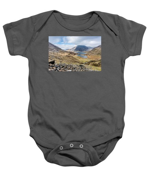 View From Glyder Fawr Baby Onesie