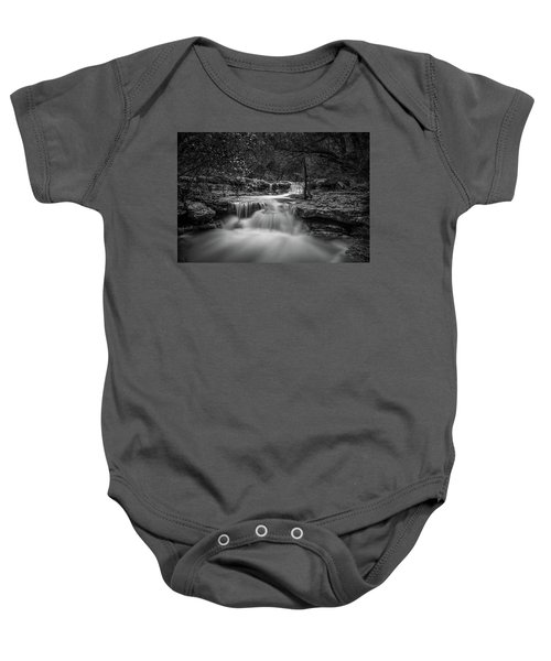 Waterfall In Austin Texas Baby Onesie