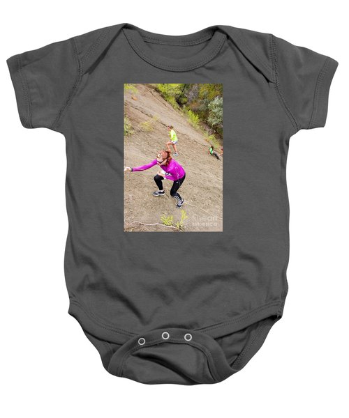 Pikes Peak Road Runners Fall Series Race Baby Onesie