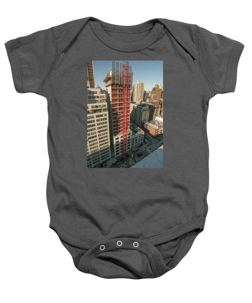 1355 1st Ave 1 Baby Onesie
