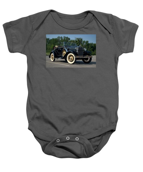 1931 Ford Model A Roadster Baby Onesie