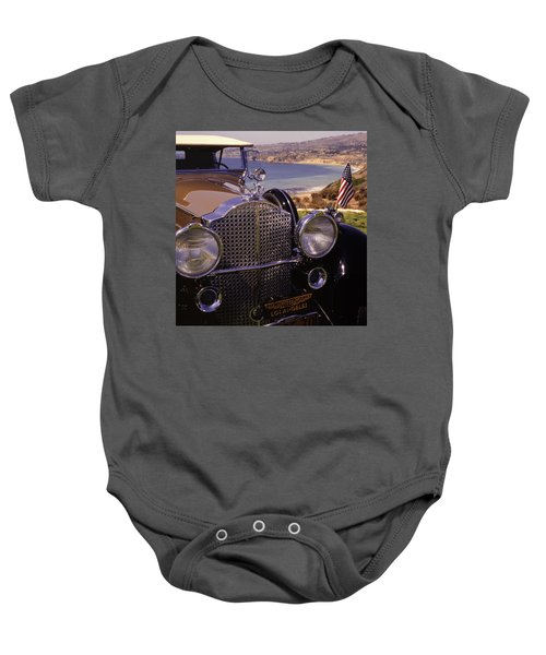 1932 Packard Phaeton Baby Onesie