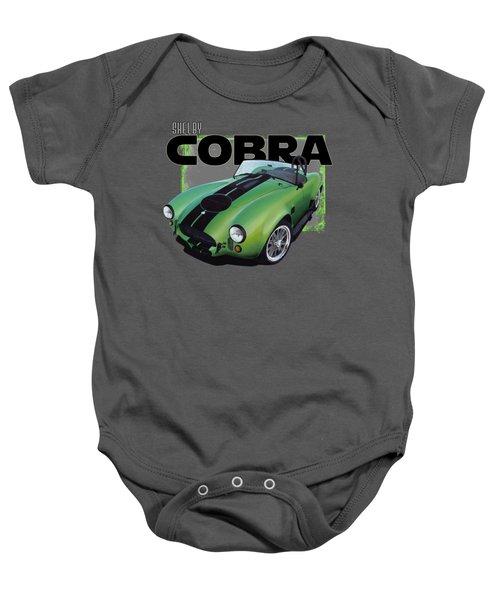 1965 Shelby Cobra Baby Onesie