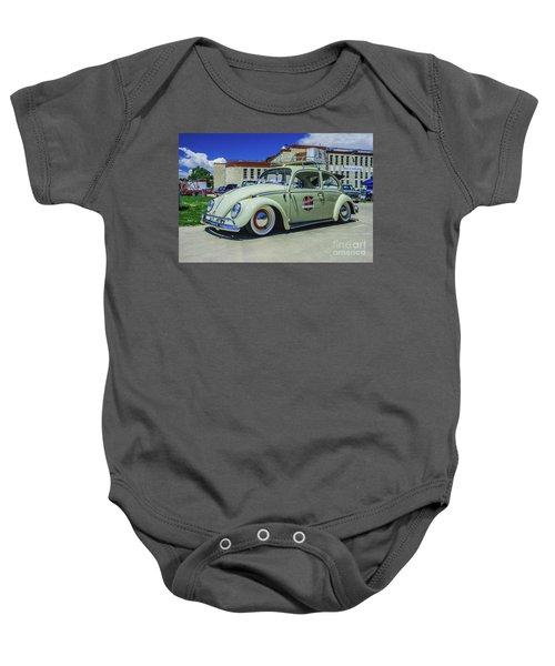1965 Volkswagen Bug Baby Onesie