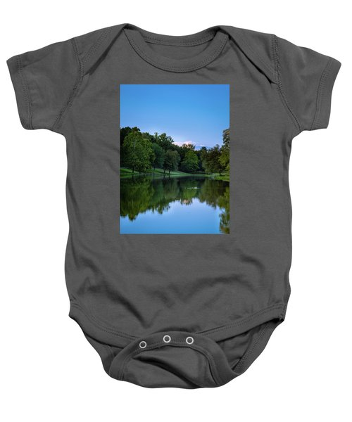 2 Ducks Baby Onesie