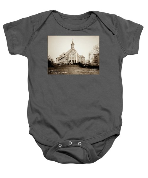 Good Shepherd Baby Onesie