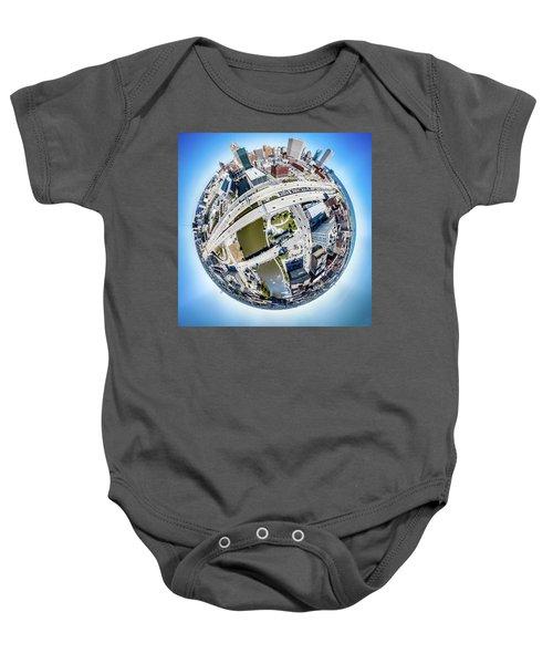 Milwaukee Riverwalk Baby Onesie