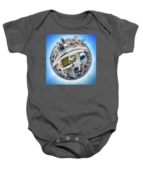 Milwaukee Riverwalk Baby Onesie