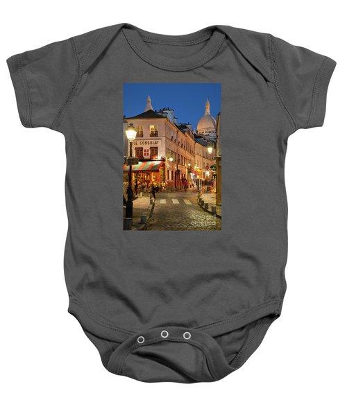 Montmartre Twilight Baby Onesie
