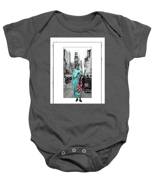 New York City Baby Onesie
