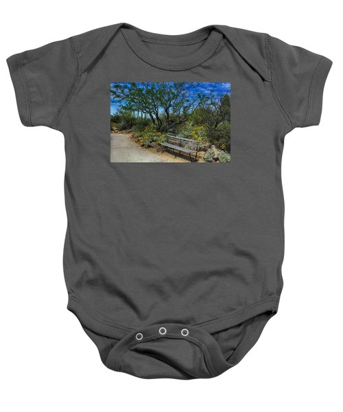 Peaceful Moment Baby Onesie