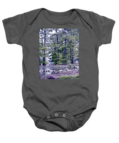 Reelfoot Lake  Baby Onesie