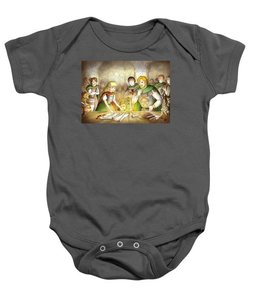 The Articles Of The Barons Baby Onesie