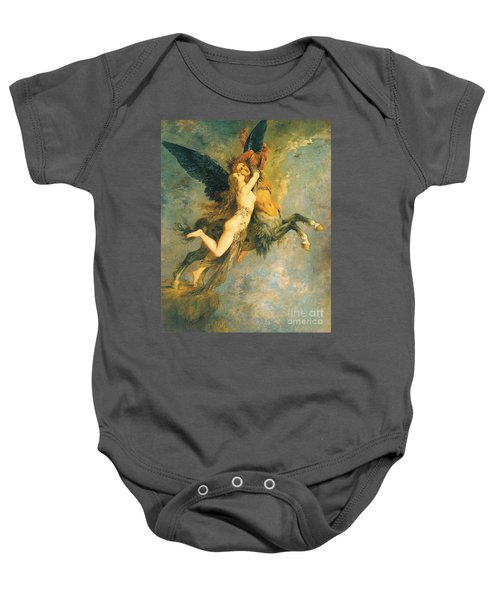 The Chimera Baby Onesie by Gustave Moreau