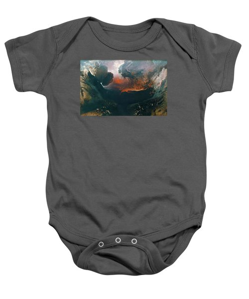 The Great Day Of His Wrath Baby Onesie