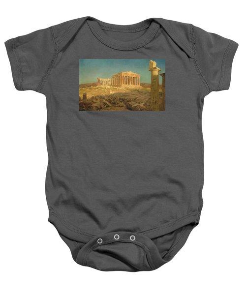 The Parthenon Baby Onesie