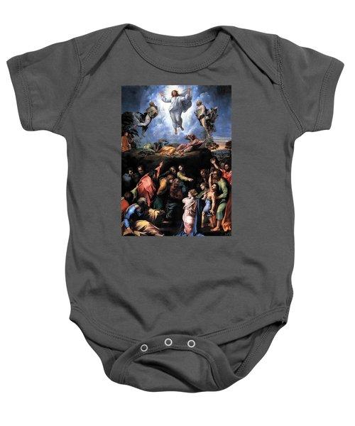 The Transfiguration Baby Onesie