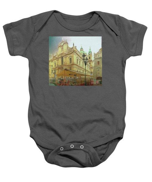 2nd Work Of St. Nicholas Church - Old Town Prague Baby Onesie