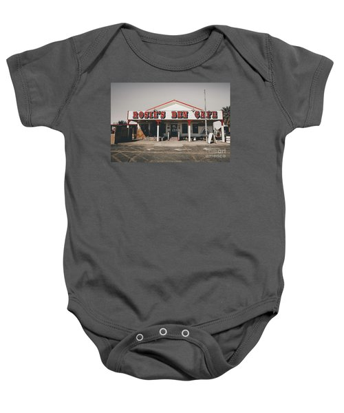 Rosies Den Cafe   Baby Onesie